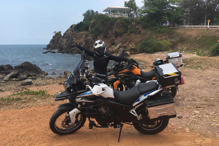 Motorcycle Tours of Thailand