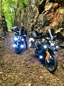 Touring By Motorcycle Thailand