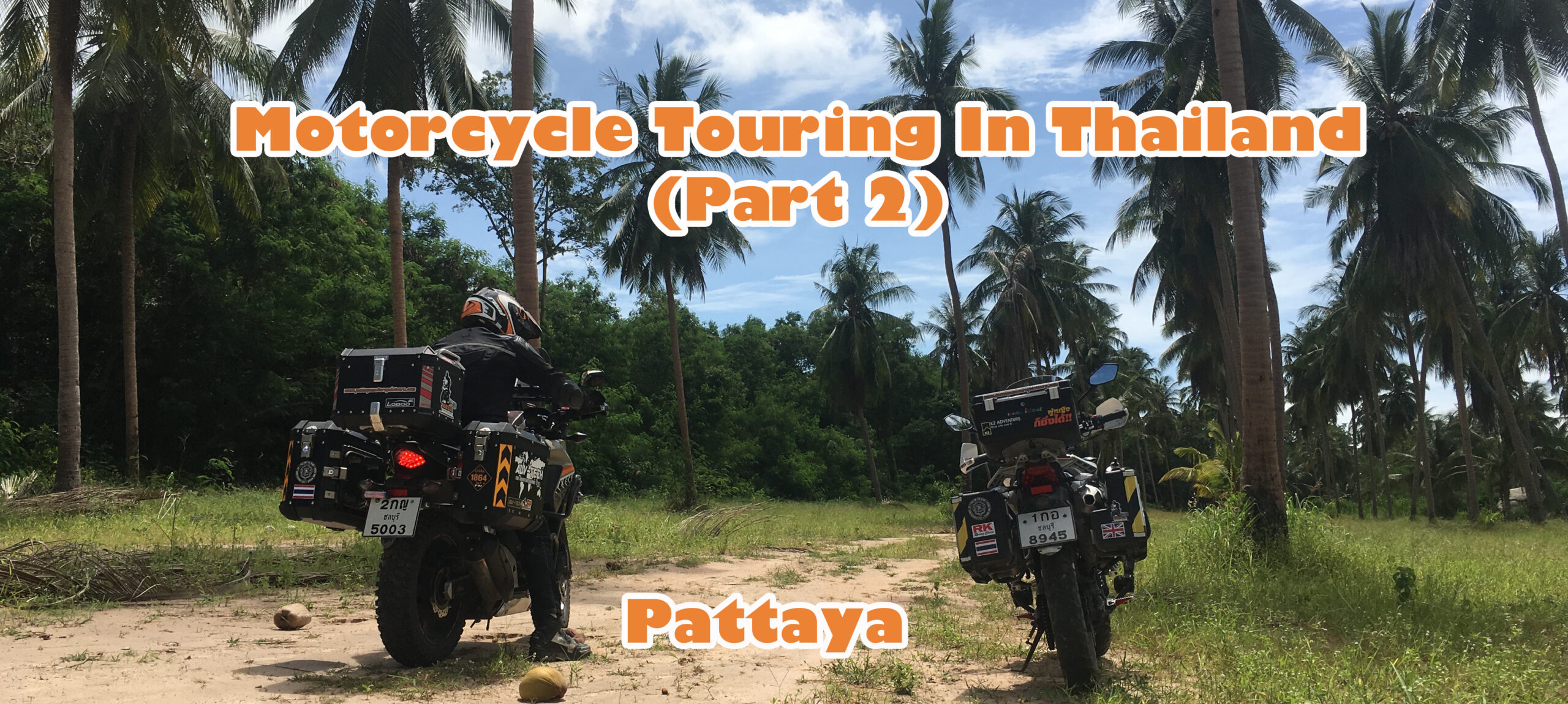 Motorcycle Touring Thailand