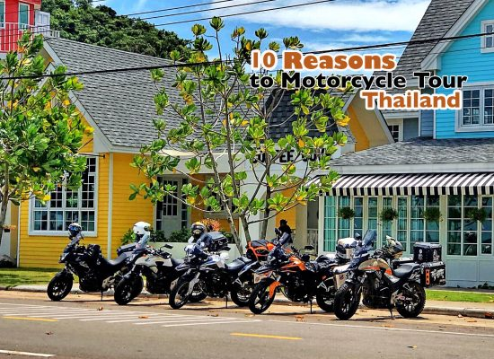 motorcycle tour in thailand