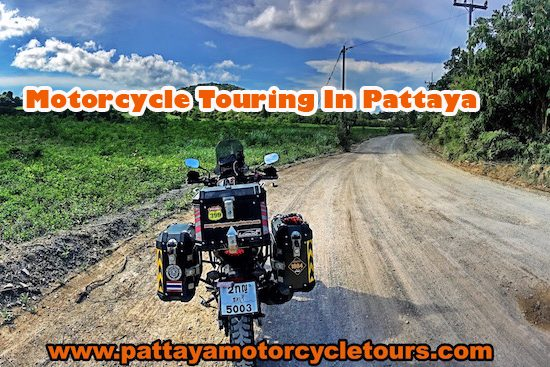 Motorcycle Tours In Pattaya Thailand