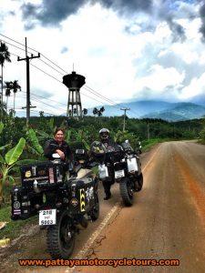 motorcycle tours through Thailand